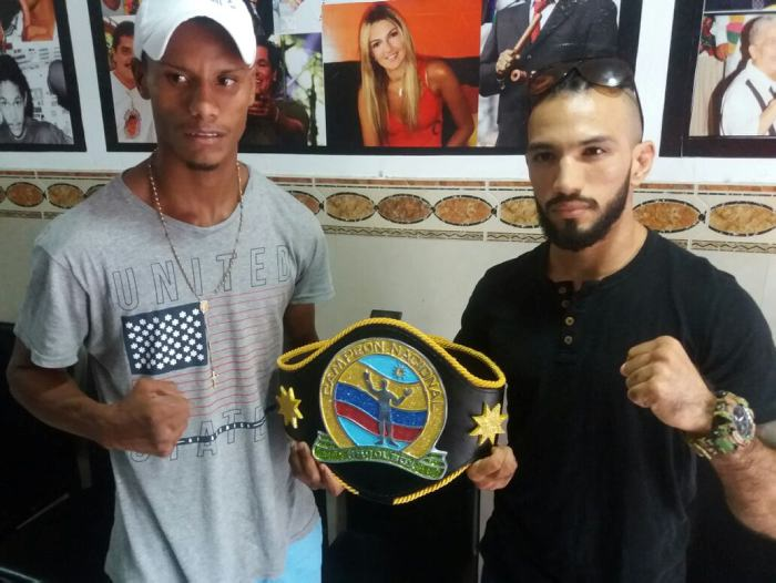 El título Nacional de Boxeo se va para Soplaviento: Plácido Ramírez - El Universal - Colombia