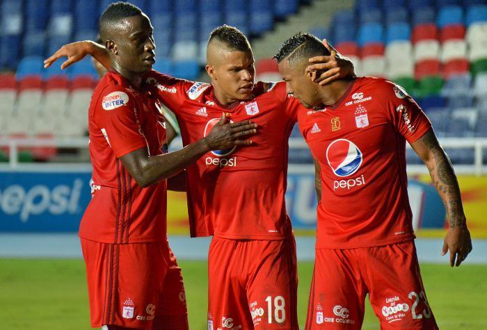 Atlético Nacional no pasó del empate con Deportivo Cali