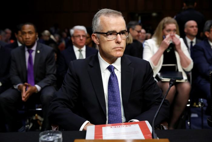 Andrew McCabe. / AP Jacquelyn Martin