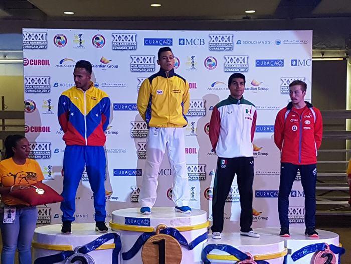 Venezuela alcanza ocho medallas en Karate Do Panamericano