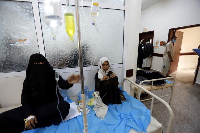El cólera podría provocar