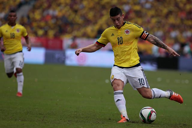 Colombia y Camerún disputarán un amistoso en Getafe