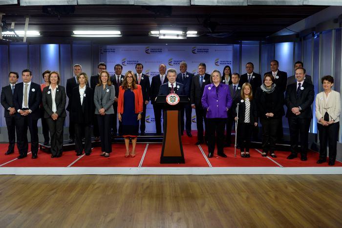 Renunció el embajador de Colombia en EEUU, Juan Carlos Pinzón