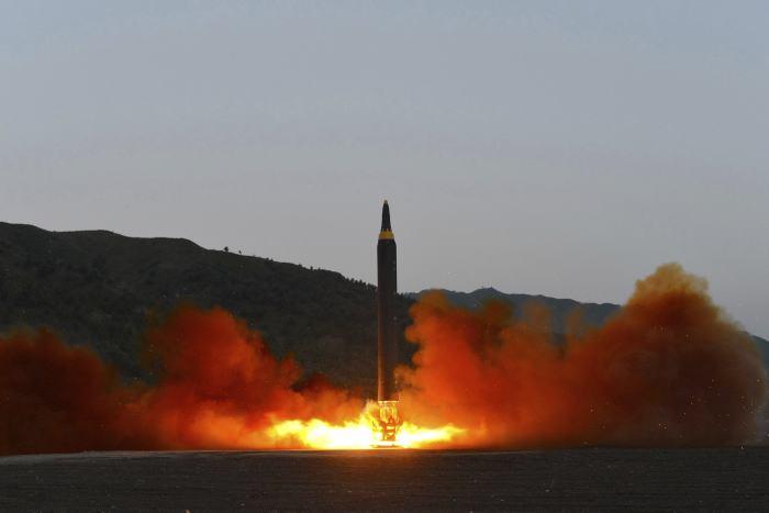 Corea del Norte confirma lanzamiento de misil
