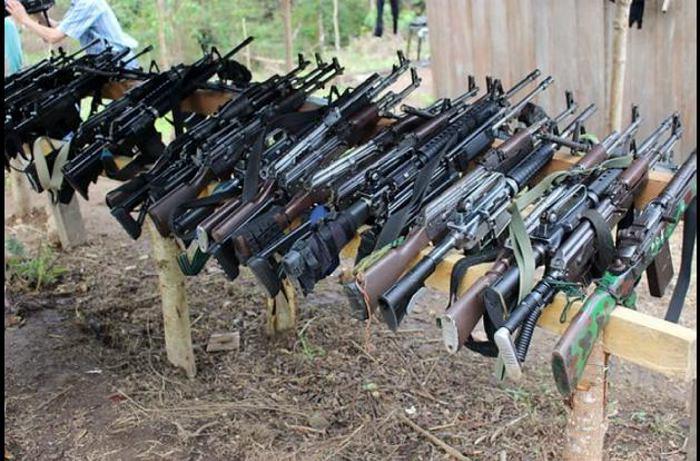 Dejación de armas de las FARC se prolongará 20 días