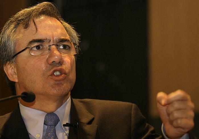 Niegan libertad condicional al exministro Diego Palacio