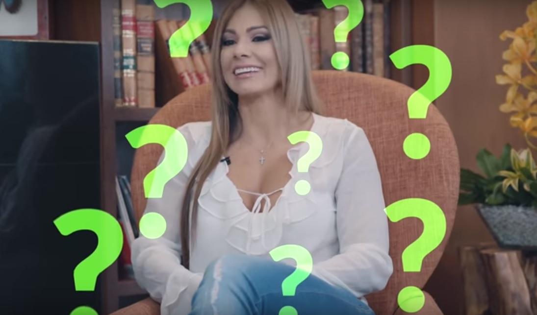Actriz porno hace importante revelación sobre su sexualidad — Esperanza Gómez