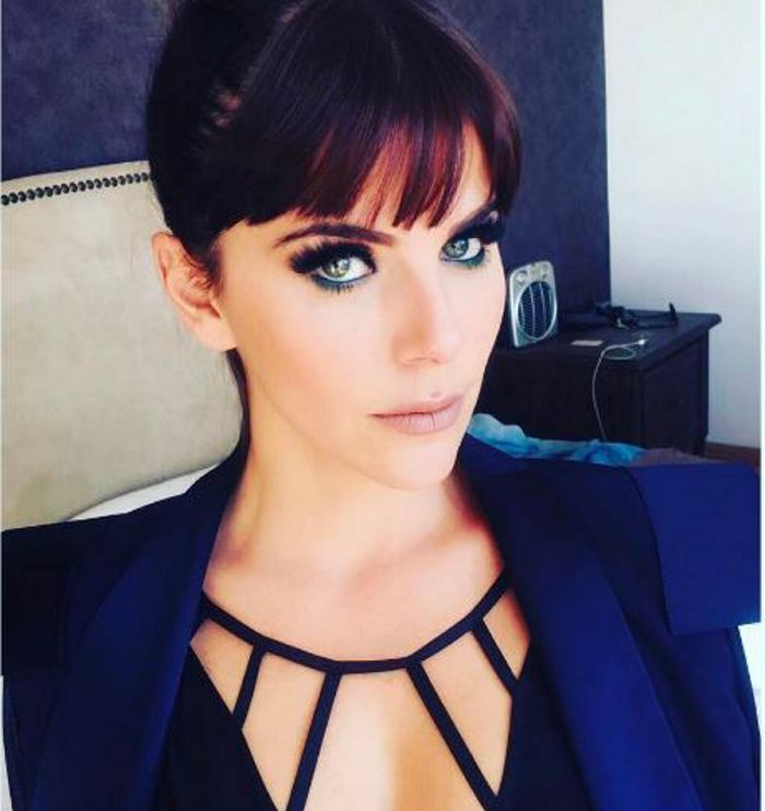 Conoce a la bella actriz que rechazó al reggaetonero — Maluma