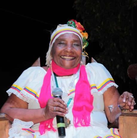 La 'Reina del Bullerengue', Petrona Martínez está en cuidados intensivos