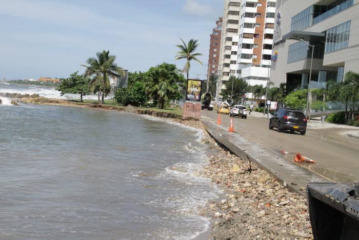 Cartagena recuperará sus playas gracias al apoyo del Gobierno
