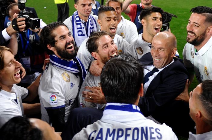 Real Madrid a punto de conquistar un doblete