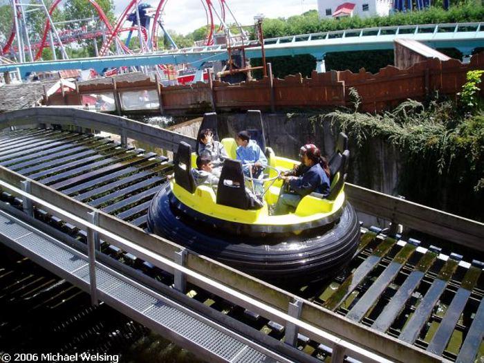 Inglaterra: murió una niña de 11 años en un parque de diversiones