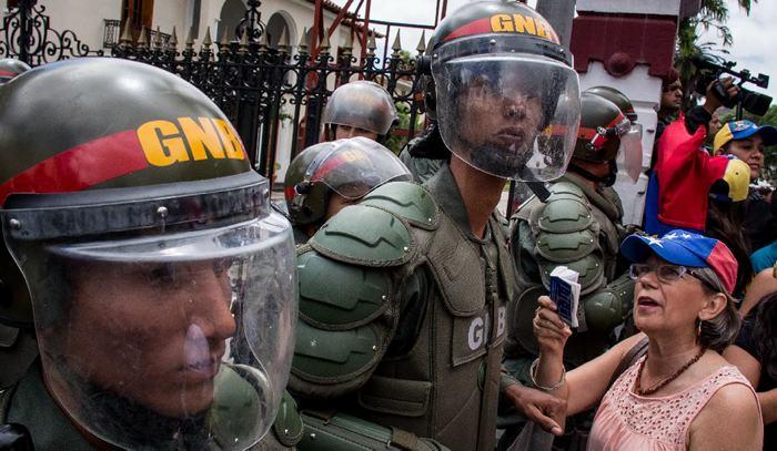 Liberan a la diputada Yanet Fermín luego de varias horas detenida — Venezuela