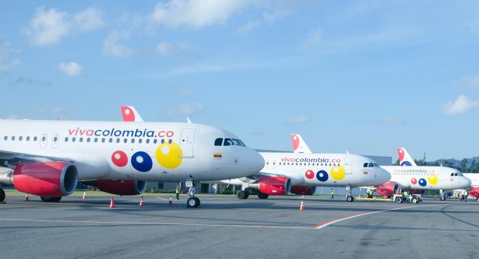 Aerocivil investiga a Viva Colombia por supuesta