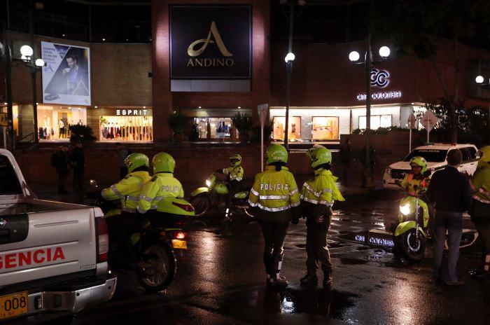 Atentado terrorista en Bogotá; explosión mata a tres