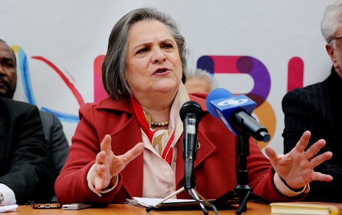 Clara López inicia su camino hacia la Presidencia