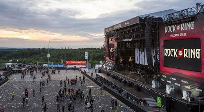 Interrumpen festival de rock en Alemania por alerta terrorista