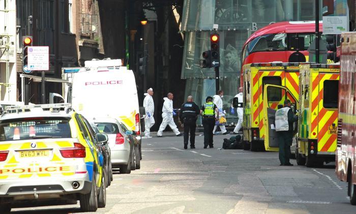 ISIS asume la autoría del atentado en Londres