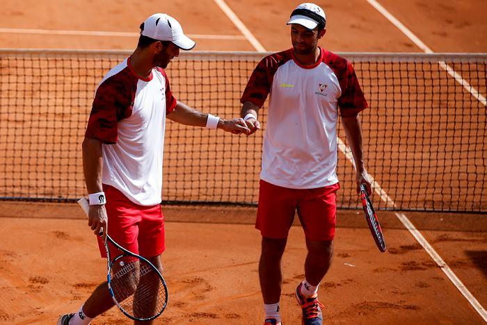 El colombiano Robert Farah jugará la final del dobles mixto en París