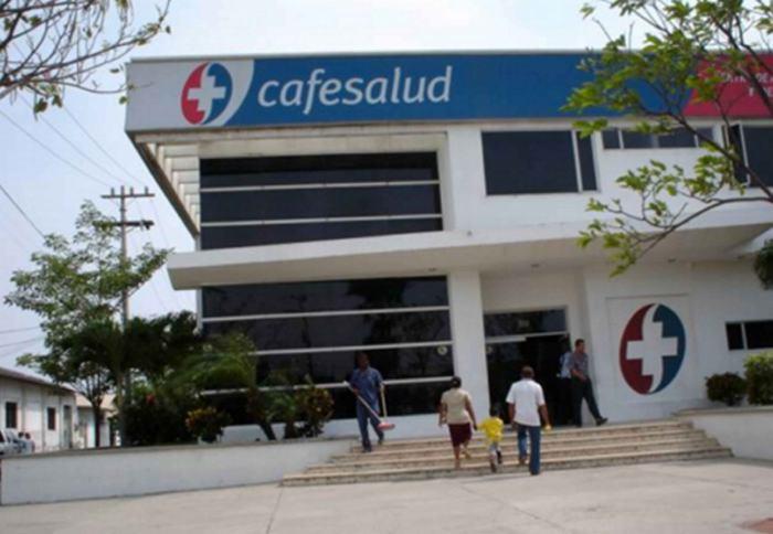Ordenan suspender venta de Cafesalud de manera provisional