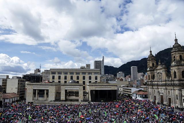 Santos espera lograr un pronto acuerdo con los maestros