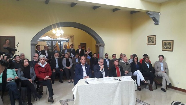 'Gobierno decidió congelar la implementación de los acuerdos firmados': ELN