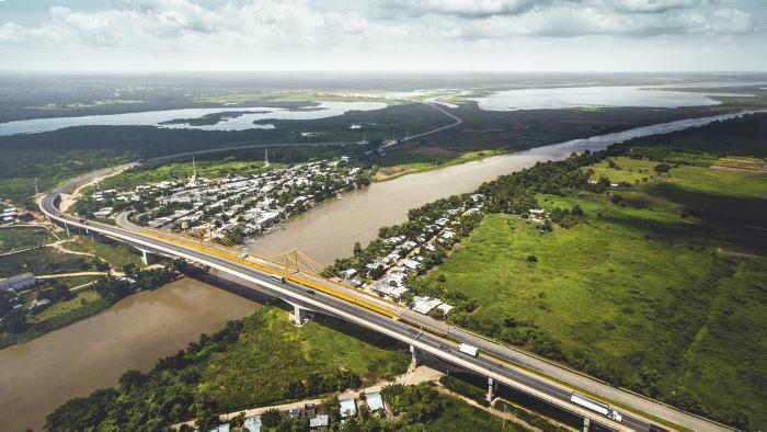 Nuevo aeropuerto, canal alterno y segundo puente en Gambote: ANI