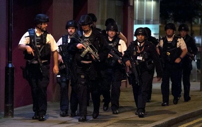 Liberan a todos los detenidos tras atentado en Londres