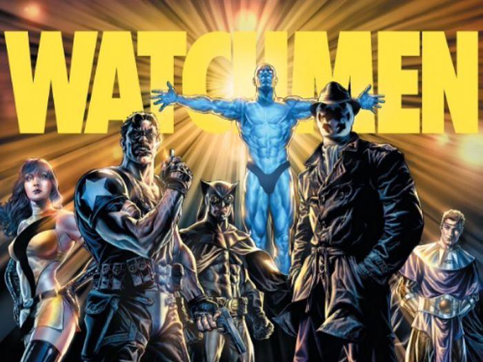 HBO hará una serie de Watchmen