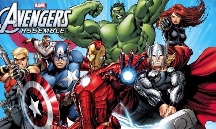 Marvel lanzará el primer superhéroe de raza china