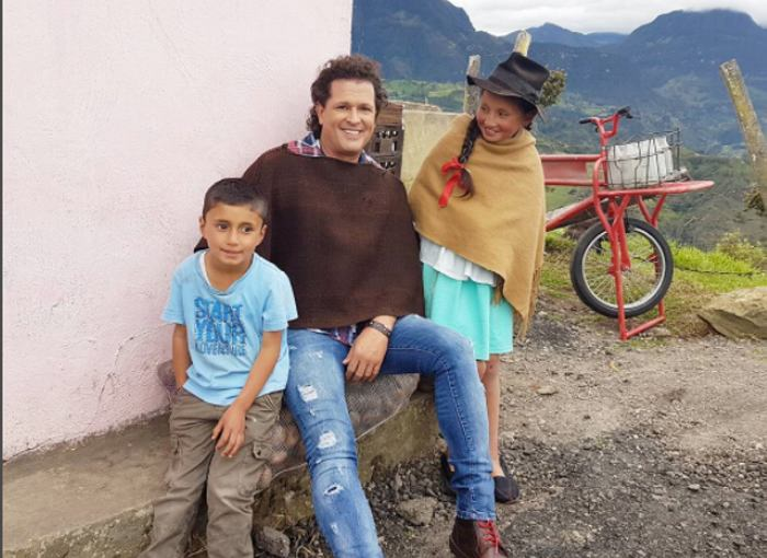 Carlos Vives presenta el video oficial de