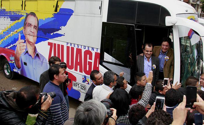 COLOMBIA: CNE abre pliego de cargos contra Óscar Iván Zuluaga