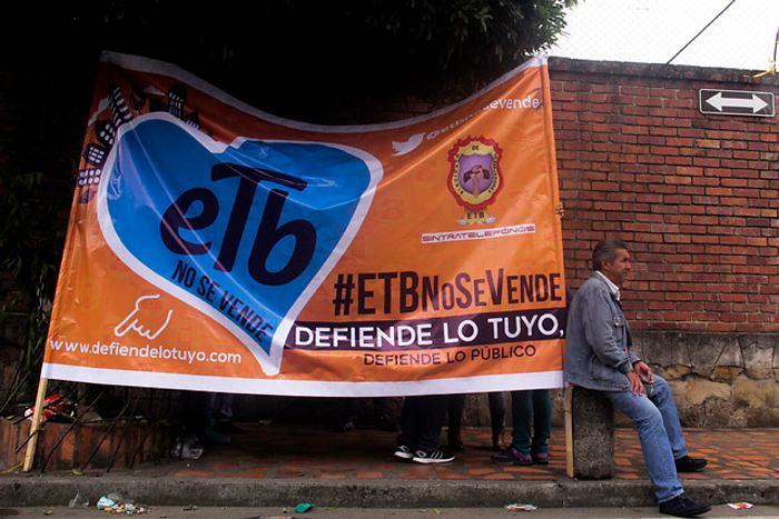 Juez suspende venta por US$778M de telefónica colombiana ETB