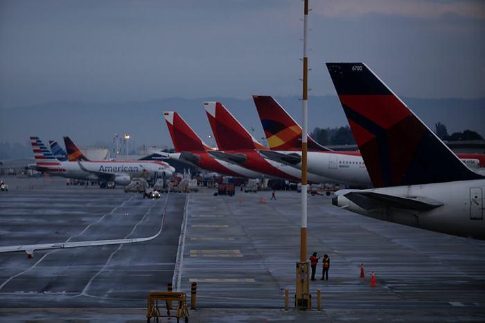 Se agudizan los controles para vuelos hacia Estados Unidos