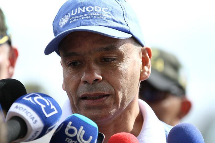 Liberan a funcionario de la ONU Herledy López, secuestrado en el Guaviare