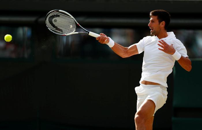 Federer, a semis de Wimbledon y sueña con su octavo título