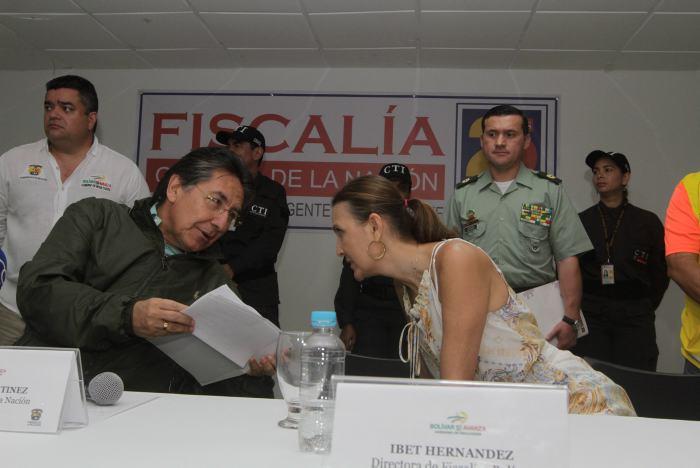 Ratifican suspensión del cargo al Alcalde de Cartagena — COLOMBIA