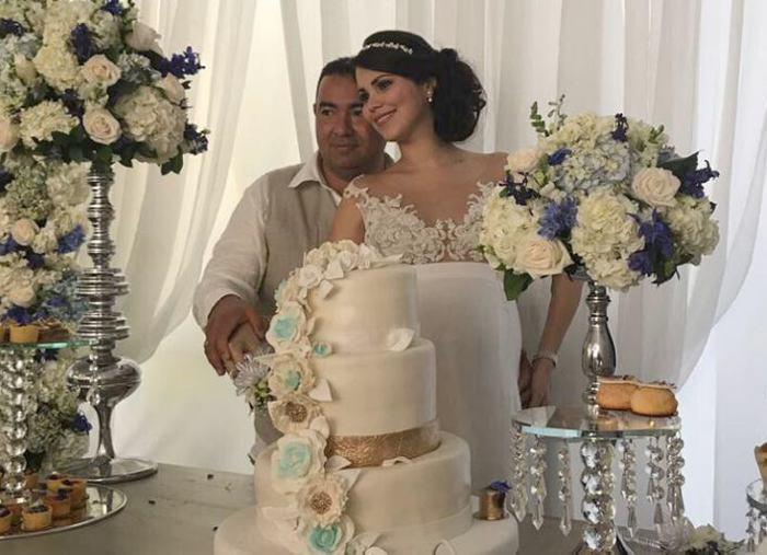Polémica por boda del hijo de Enilce López en la cárcel