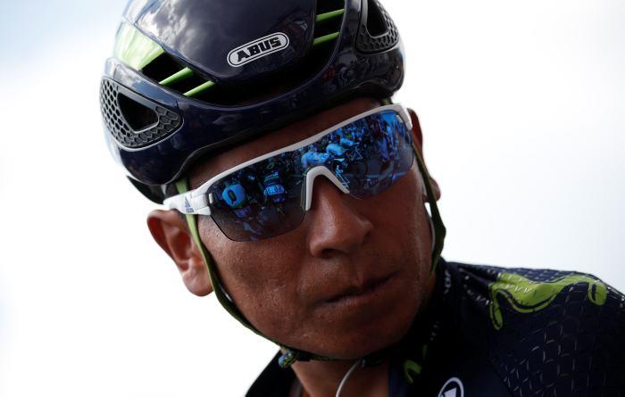 Nairo Quintana saldría del Movistar Team
