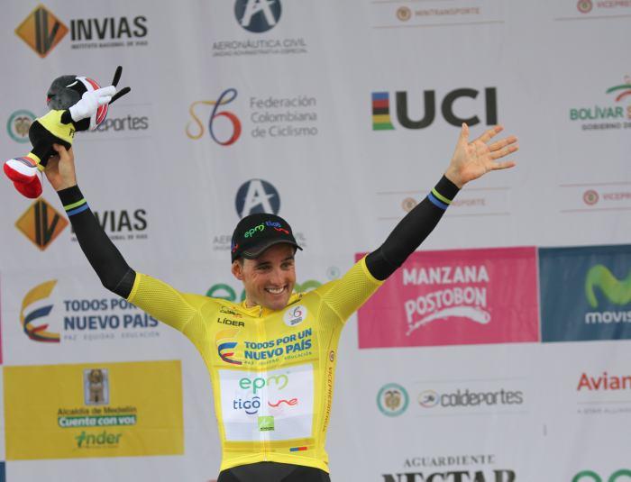 Comienza la Vuelta a Colombia