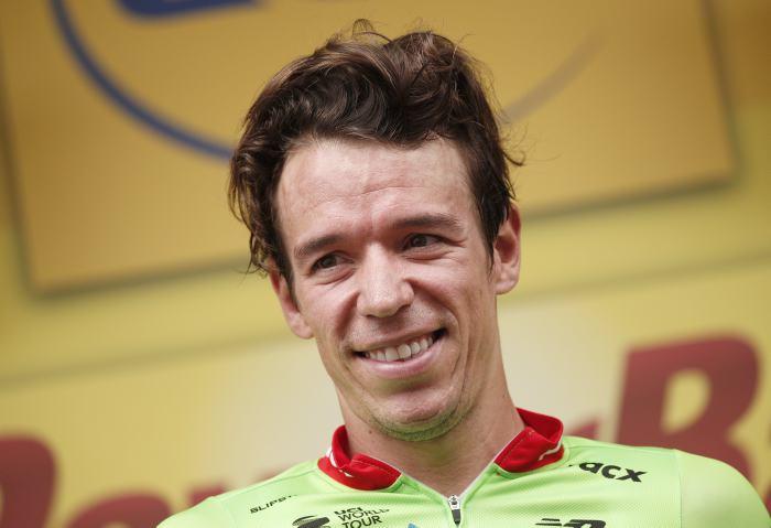 Nairo Quintana baja la guardia en el Tour de Francia