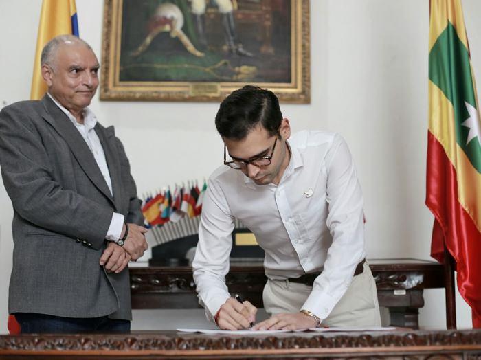 Judicatura pide investigar a alcalde de Cartagena por no dejar su cargo
