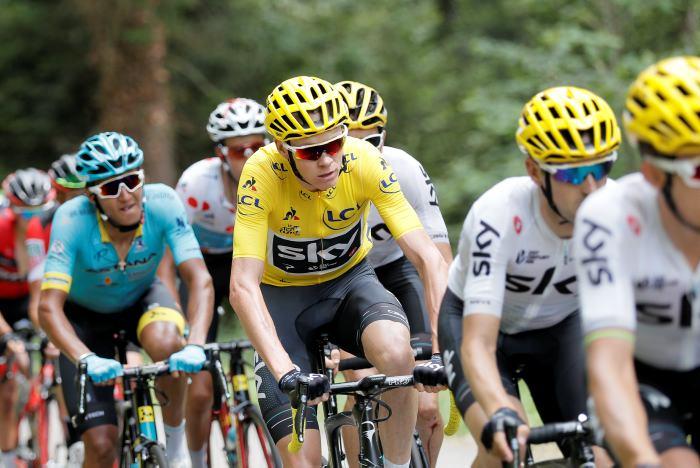 Tremenda caída y abandono en el Tour de France