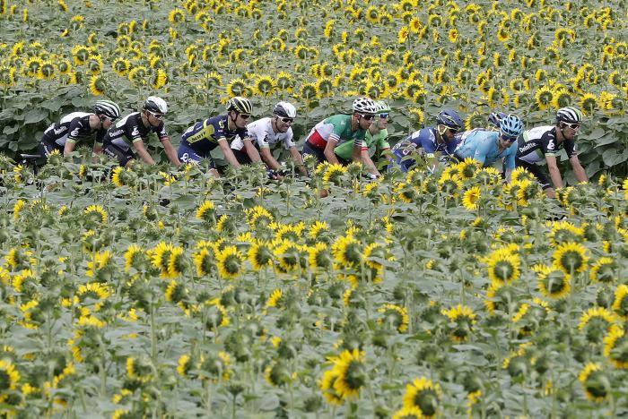 Nairo Quintana lamenta su discreta actuación en el Tour de Francia