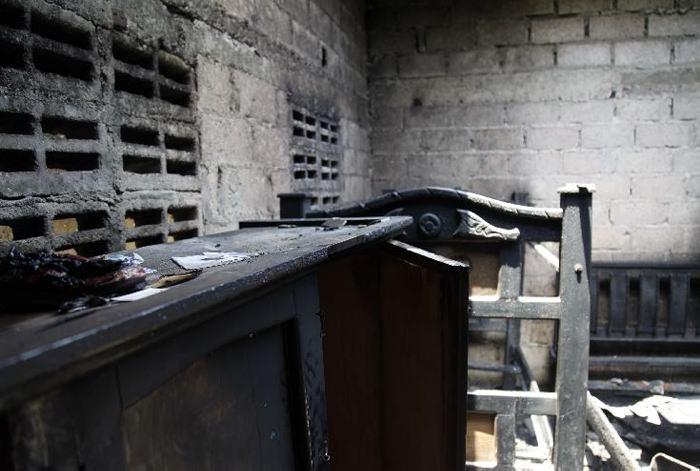 Monumental incendio consumió unas 100 viviendas en Puerto Nuevo, oriente de Cali