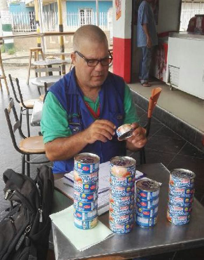 Invima encontró 3.270 latas de atún Van Camp´s con exceso de mercurio