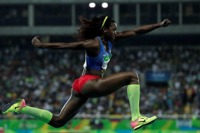 Yulimar Rojas consigue histórico oro en el Triple Salto de Londres