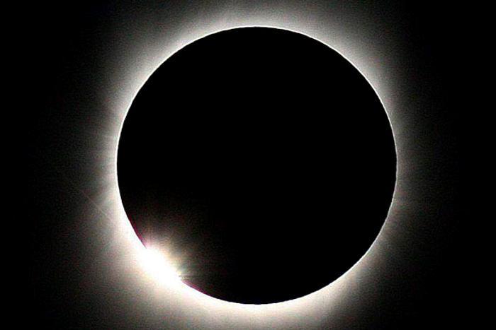 En Colombia el eclipse solar se verá a las 2:43 de la tarde | EL ...