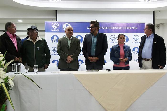 Advertencia del CNE a las Farc si desean participar en política