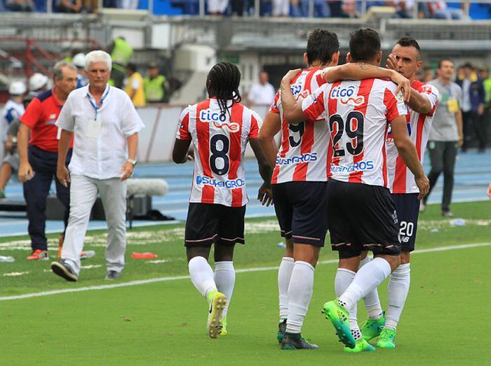 Junior le ganó a Envigado en el Metropolitano 2 goles por 0